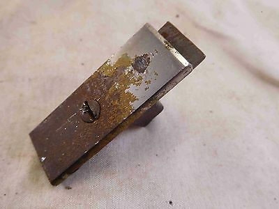 Stanley GAGE No G6, G27½ & More Iron Clamp Plate Cutter Adjustment Slide (H644
