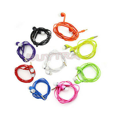 Earphone Earbud Headset Hands Free Headphone For SAMSUNG*Galaxy S5 S4 S3 Note