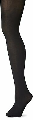 Just My Size Womens Silky Tights Panty Hose, Black, 4X