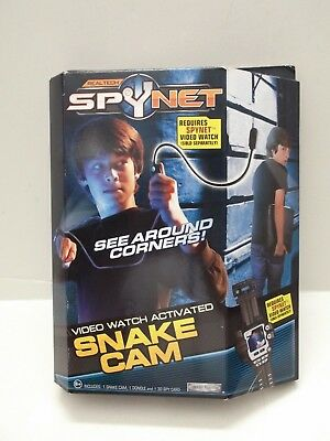 New Realtech SpyNet Snake Cam Video Watch Activated