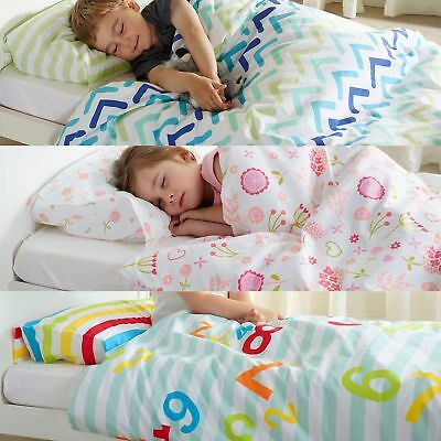 The Gro Company Gro To Bed Toddlers / Child's Cot Bed / Single Bed Bedding Set