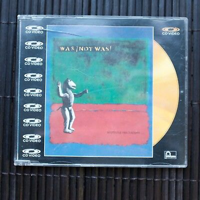 Was Not Was - Cd- Video