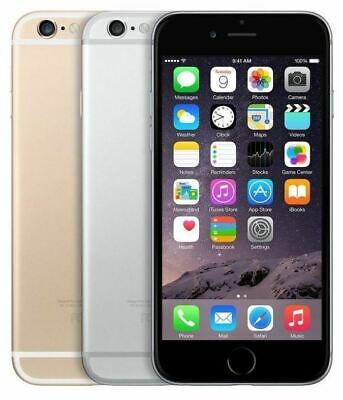 Apple iPhone 6 16/64/128GB GSM Unlocked 4G LTE iOS Smartphone Gold Gray Silver A