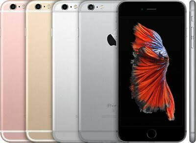 Apple iPhone 6S Factory GSM Unlocked AT&T T-Mobile Silver Gray Gold 16/64/128GB
