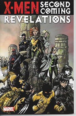 X-Men - Second Coming Revelations - SC / New / FREE SHIPPING