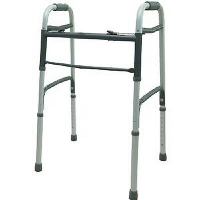 New Two Button Folding Walker