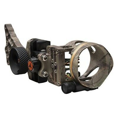 Apex Gear AG2314J Covert 4 Pin .019 Right/Left Hand Sight, Realtree Xtra