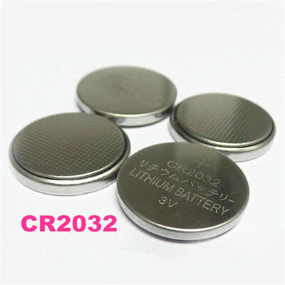 Lot 25X CR2032 CR 2032 3 Volt Button Cell Battery for Watch Toys Remote