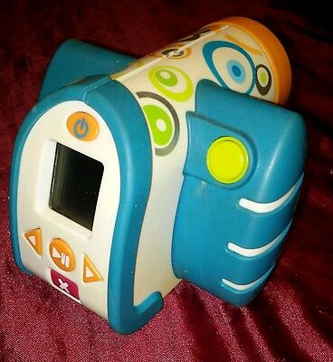 fisher price kid tough video camara