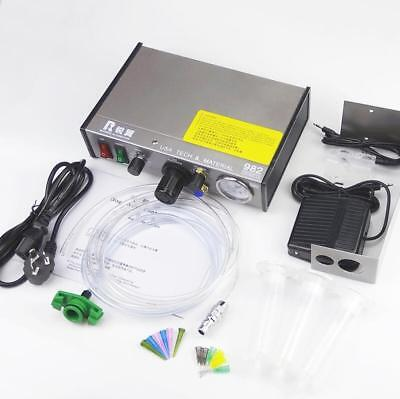 Pneumatic dispensing controller Auto glue dispenser solder liquid controller 982