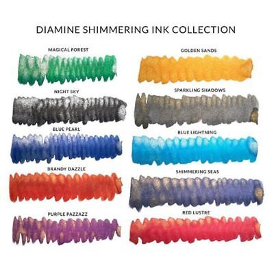 Diamine Shimmer Inks, 50ml