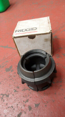 "Ridgid 1224 Nipple Chucks  Npt  2½""  3""   4"" New In Box £200 + Vat"