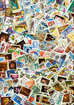 Russia / Soviet Union - 396 Different Stamps [38896] + Free Gift
