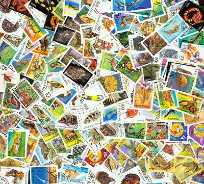 Tanzania - 223 Different Stamps [38898] + Free Gift