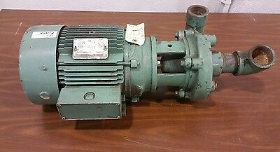 "Industrial Water / Trash Pump 3hp 3ph ""SHIPPING AVAILABLE"" #1083SR"