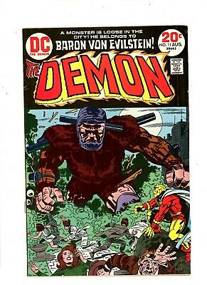 "1973-74 DC Comics ""The Demon"", #7 to # 16, U-Pick the issue, Fine to VF ,BX52"