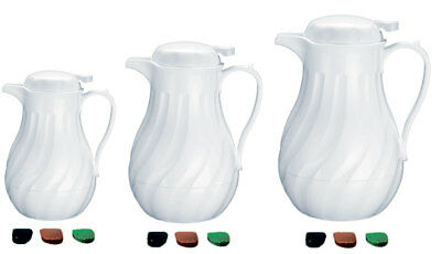 Update F3022/20 20oz White Teapots Insulated Servers
