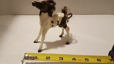 Breyer Reeves Brown And White Horse Figurine Statue