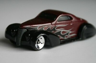 """2002 Mattel Hot Wheels,'37 Ford """"Swoop Coupe"""" - Mint Condition - Loose 1/64 Scal"""