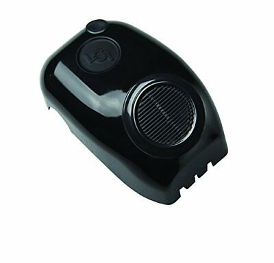 Cover, Motor Speaker, With Speaker And Grill, Black