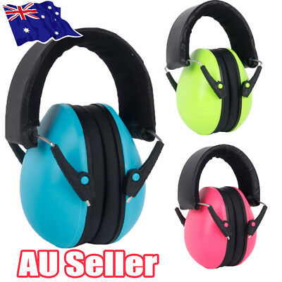 Earmuffs Hearing Protective Ear Muffs Comfortable Noise Reduction for Infant BO