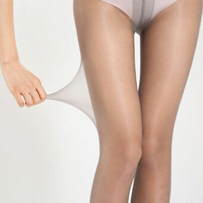 Upgraded Super Oil Shiny Glossy Tight Silk Stocking Sexy Leg Pantyhose Plus Size