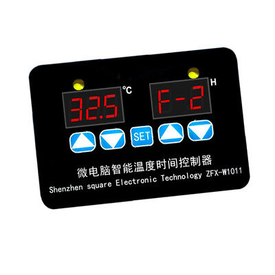 12V Digital Microcomputer Thermostat Controller Switch Temperature Timers