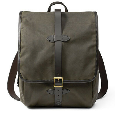 Why be gouged by other sellers?  FILSON TIN CLOTH BACKPACK - OTTER GREEN #70017