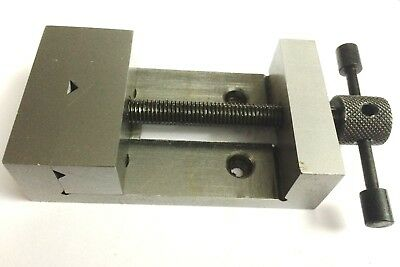 """Precision Mini Steel Vice Vise 2""""/ 50 mm For Grinding, Engineering Tool"""