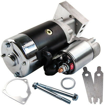 Small and Big Block Starter Motor For CHEVY GM HD Mini 3HP 305 350 454 TPM