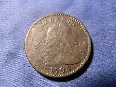 1794 Liberty Cap Large Cent S-70 R2