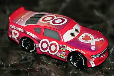 """Disney Pixar Cars 3 """"#00 Jimmy Cables.....a.k.a.(?)"""" Loose, Out Of Package"""