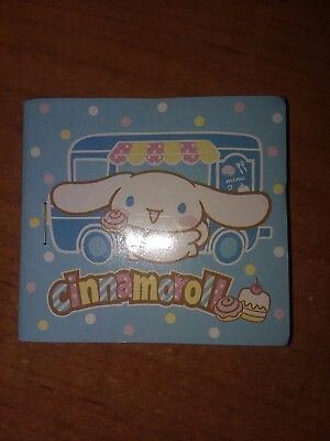 Cinnamoroll mini stickerbook 2006 Sanrio