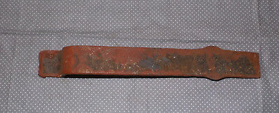 """Antique Rustic Hand Forged Iron Barn, Shed, Stable Door Latch 8 3/4"""""""