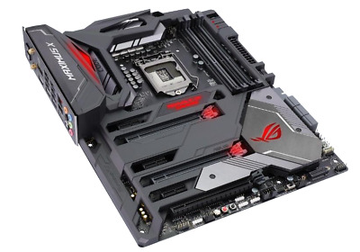 Asus Rog Maximus X Código ATX Placa Base Intel LGA 1151 CPU