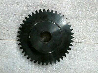 Used Martin S642 Steel Spur Gear 14.5 Pressure Angle 6DP - 60 day warranty