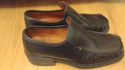 Mens River Island leather shoes size 11UK eur46