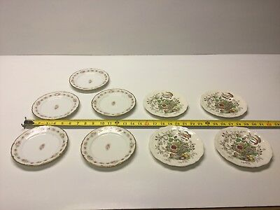 Plates Lot Of 7 Elite Works, Royal Doulton