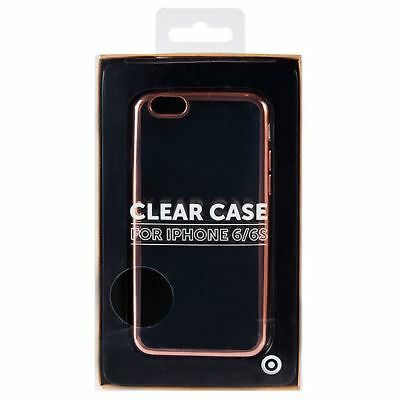 NEW Target Clear Case - iPhone 6/ 6S