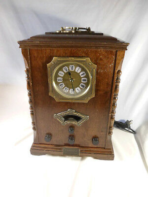 Thomas Collector's Edition Radio, Cassette player, Clock Vintage