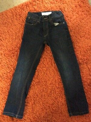 BOYS PAPER DENIM JEANS Size (7)