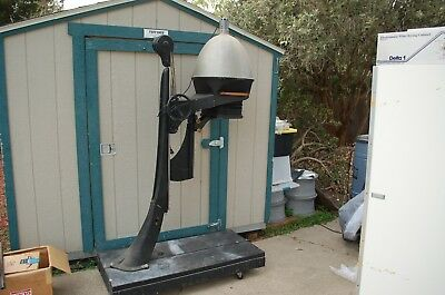 Elwood 8x10 Enlarger (Rare) with glass carrier, very good condition