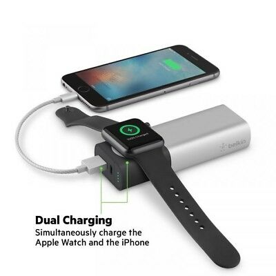Apple Products Belkin MFi Certified Portable Valet Charger Power Pack 6700 mAh