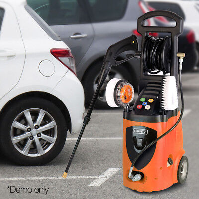 High Pressure Washer with Accessories