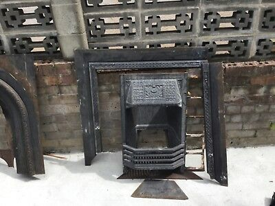 Cast Iron Fireplace Insert Parts