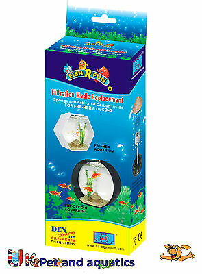 Fish R Fun, FRF-HEX/M Spare filter media for FRF-HEX/B, FRF-HEX/S & FRF-HEX/W