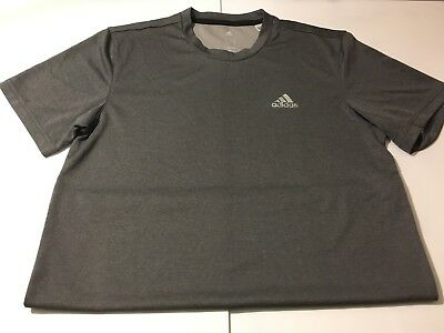 adidas Men's Climalite Ultimate Short Sleeve Tee Athletic Slim Fit T-Shirt