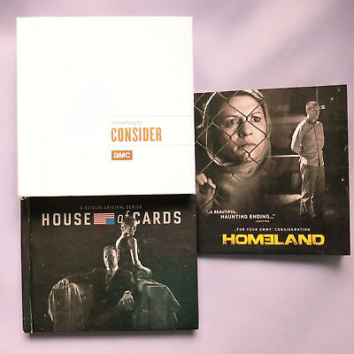2014 Emmy FYC Lot For Your Consideration House of Cards 2nd Season AMC Homeland