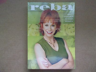 Reba  The complete second season  3-Disc Collector's Edition  New sealed