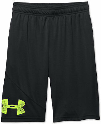 New Under Armour Boys UA Tech Prototype Shorts Size Small, Medium, Large, and XL